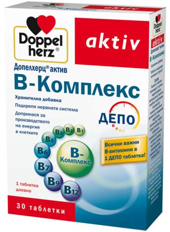 Допелхерц® актив B-Комплекс  ДЕПО