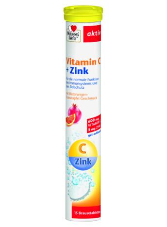 Допелхерц® актив Витамин С + Цинк