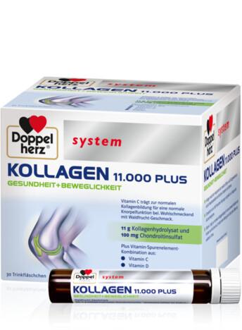 Допелхерц® систем Колаген 11.000